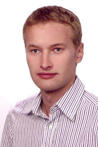 Szczygieł Krzysztof – wiceprezes ds. kontaktów zewnętrznych i technicznych w latach 2012/2013