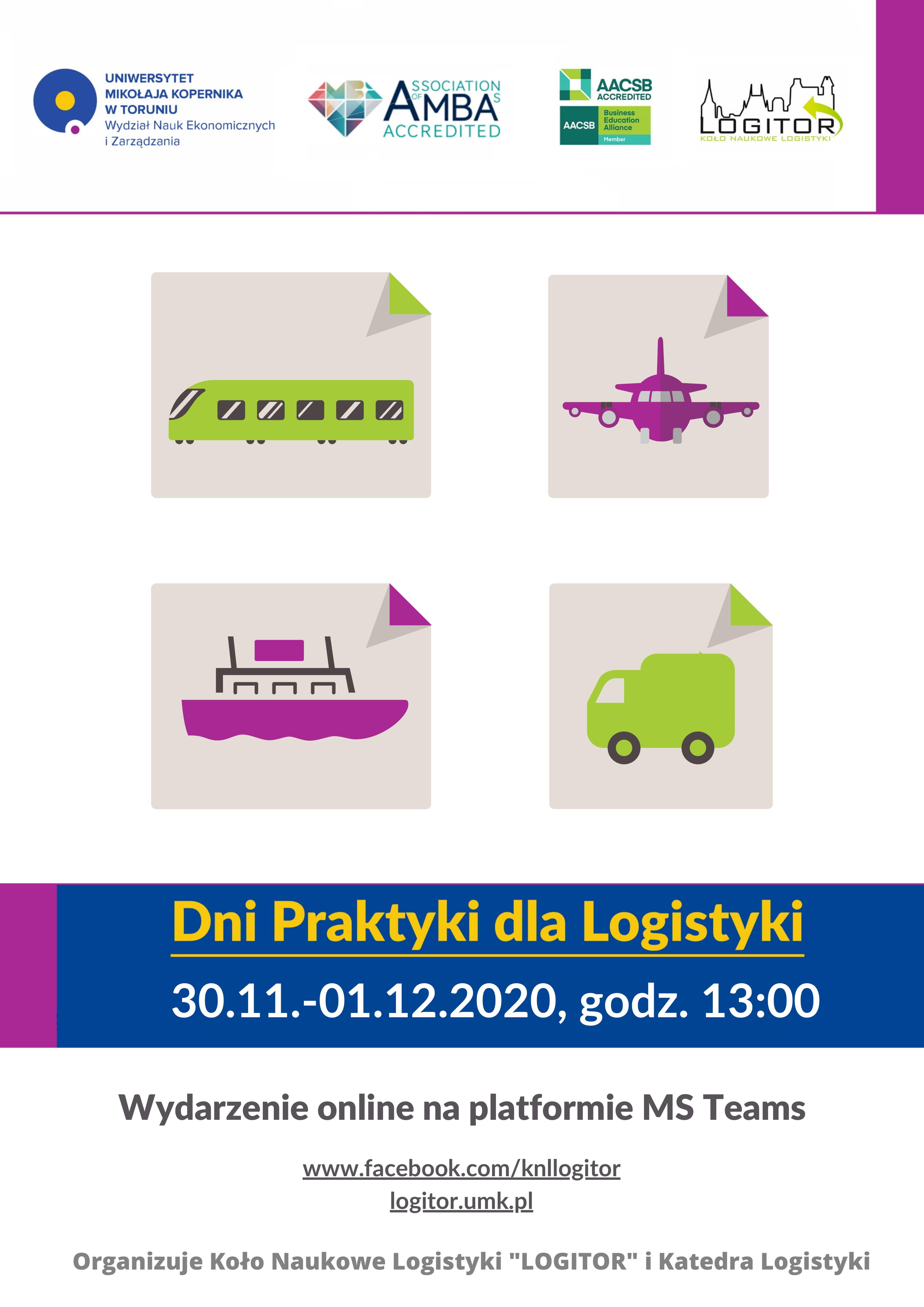 Praktyki dla logistyki